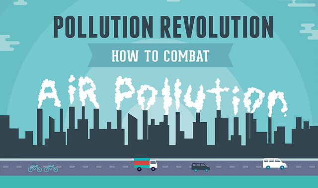 Pollution Revolution: How to Combat Air Pollution