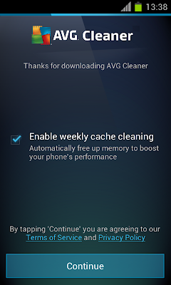 Cleaning Cache Memory