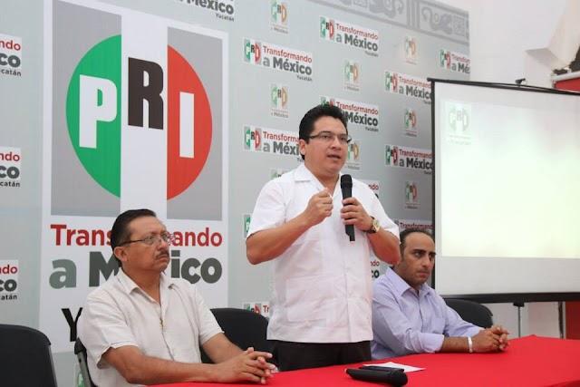 Ediles de oposición priistas se capacitan en la función pública municipal