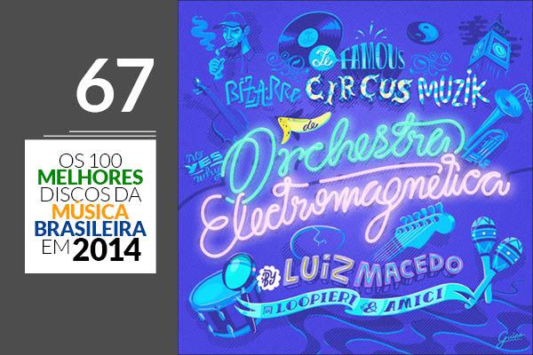 Luiz Macedo - Orchestra Electromagnética