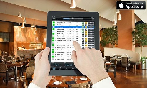 DineDesk Online Application For Restaurant Reservation Table - Table management app