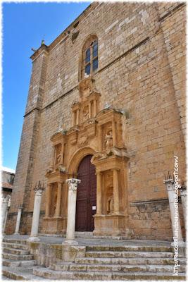 Ex colegiata abicial de Sta Ana, Peñaranda de Duero