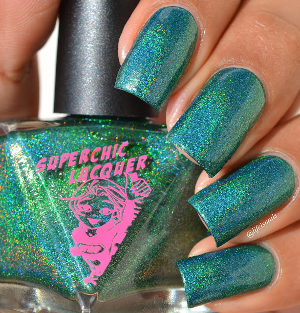 Superchic Lacquer No rest for the wicked