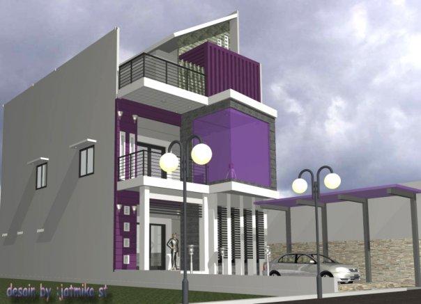 Model Rumah Sederhana Dan Modern 2016