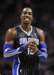 Dwight Howard, LA Lakers, Orlando Magic