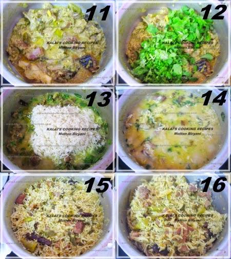 Ramadan Special Mutton \ Meat Biryani Recipe | Easy Pressure Cook