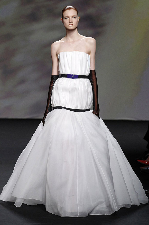RUNWAY REPORT.....Brides of Haute Couture A/W 2013 | Nick Verreos