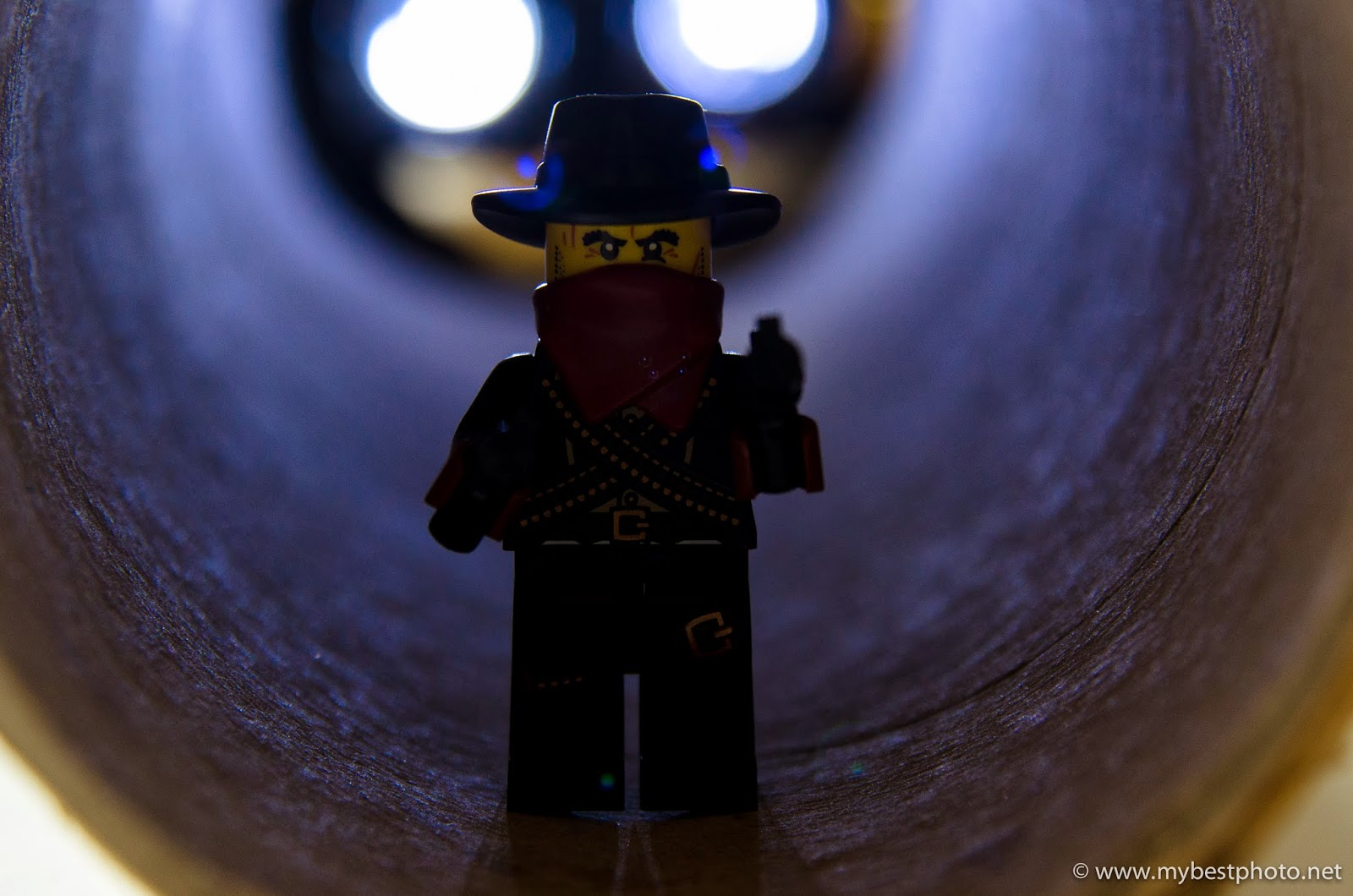 Lego Minifigure Series 6 Wallpaper Bandit