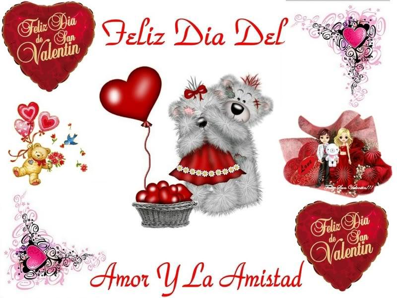 DIA Del Amor Y La Amistad San Valentin