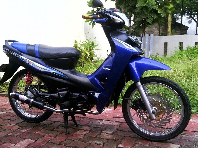 modifikasi honda supra fit 2006