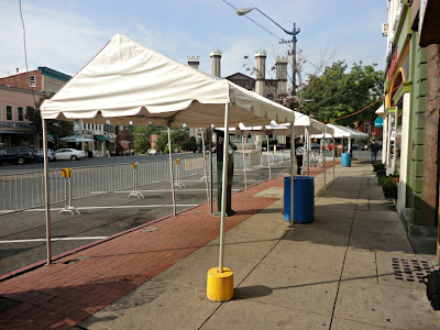 Hereu0027s what the scene was like when I came home on the bus last night. & The Baystate Objectivist : Tent City
