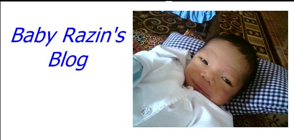Baby Razin's blog