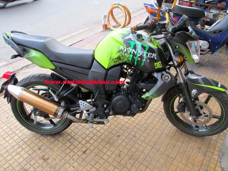 Yamaha FZS Custom