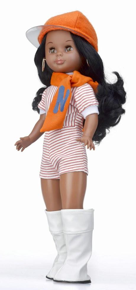 TOYS : JUGUETES - NANCY colección  Nancy Mulata Minishort | Muñeca  Producto Oficial | Re-Edición 2014 Serie Numerada  Famosa 700011552 | A partir de 6 años