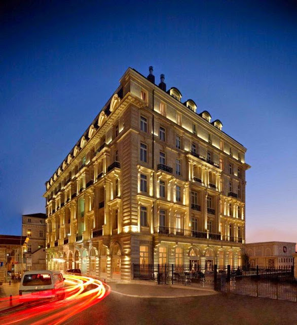 Pera palace hotel istanbul 39 s for Taksim pera orient hotel