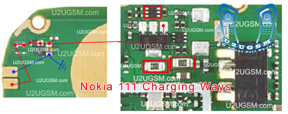 Nokia 110-111 Charging Solutions