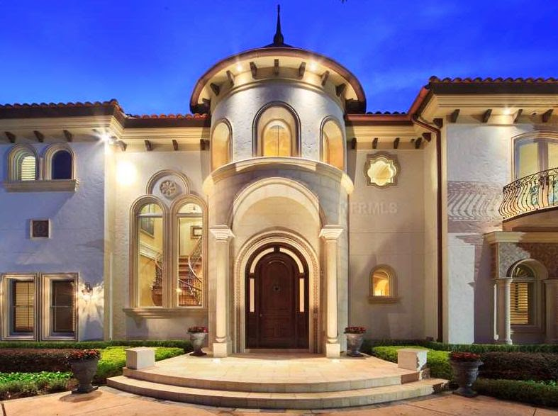 Tricked out mansions showcasing luxury houses for California million dollar homes
