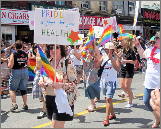 The Gay Pride Parade - Essay Example