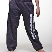 hip-hop sweatpants
