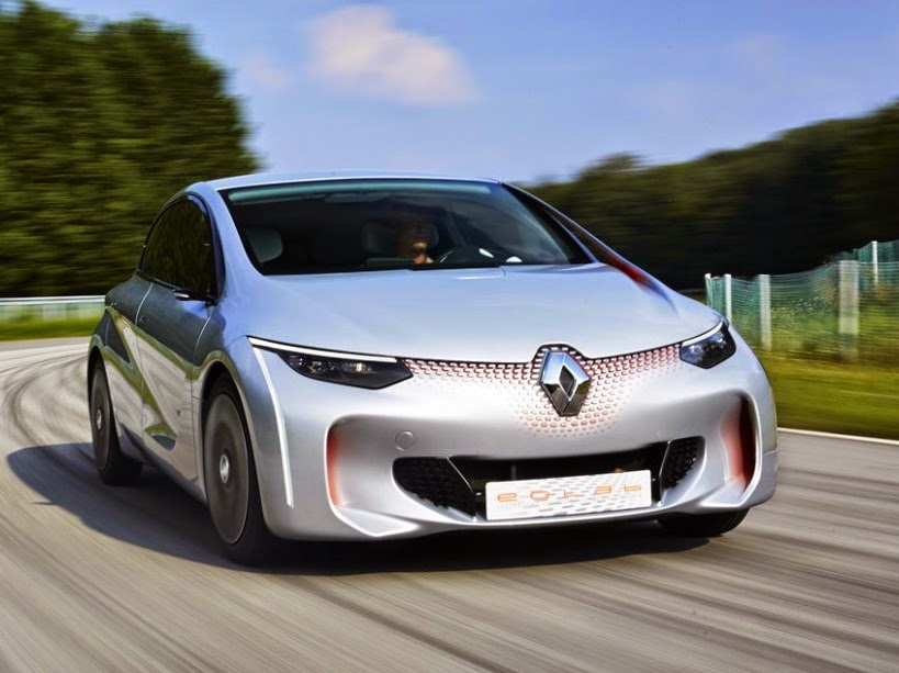 For Renault 1 Liter per 100 Will Be Possible In 2025