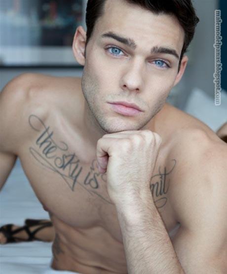 male model in call me maybe rae jepsen