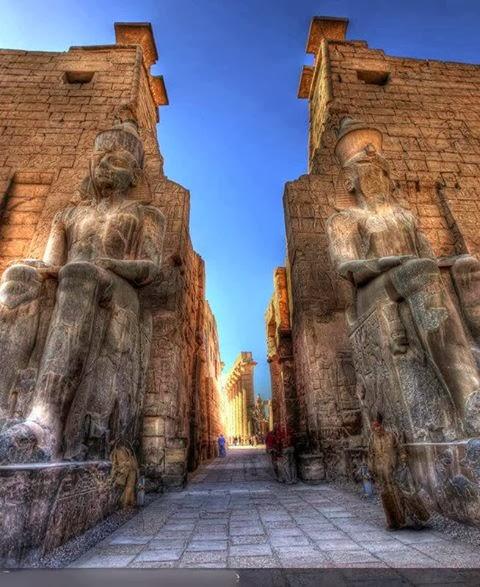 Arquitectura egipcia egypte roi for Arquitectura egipcia