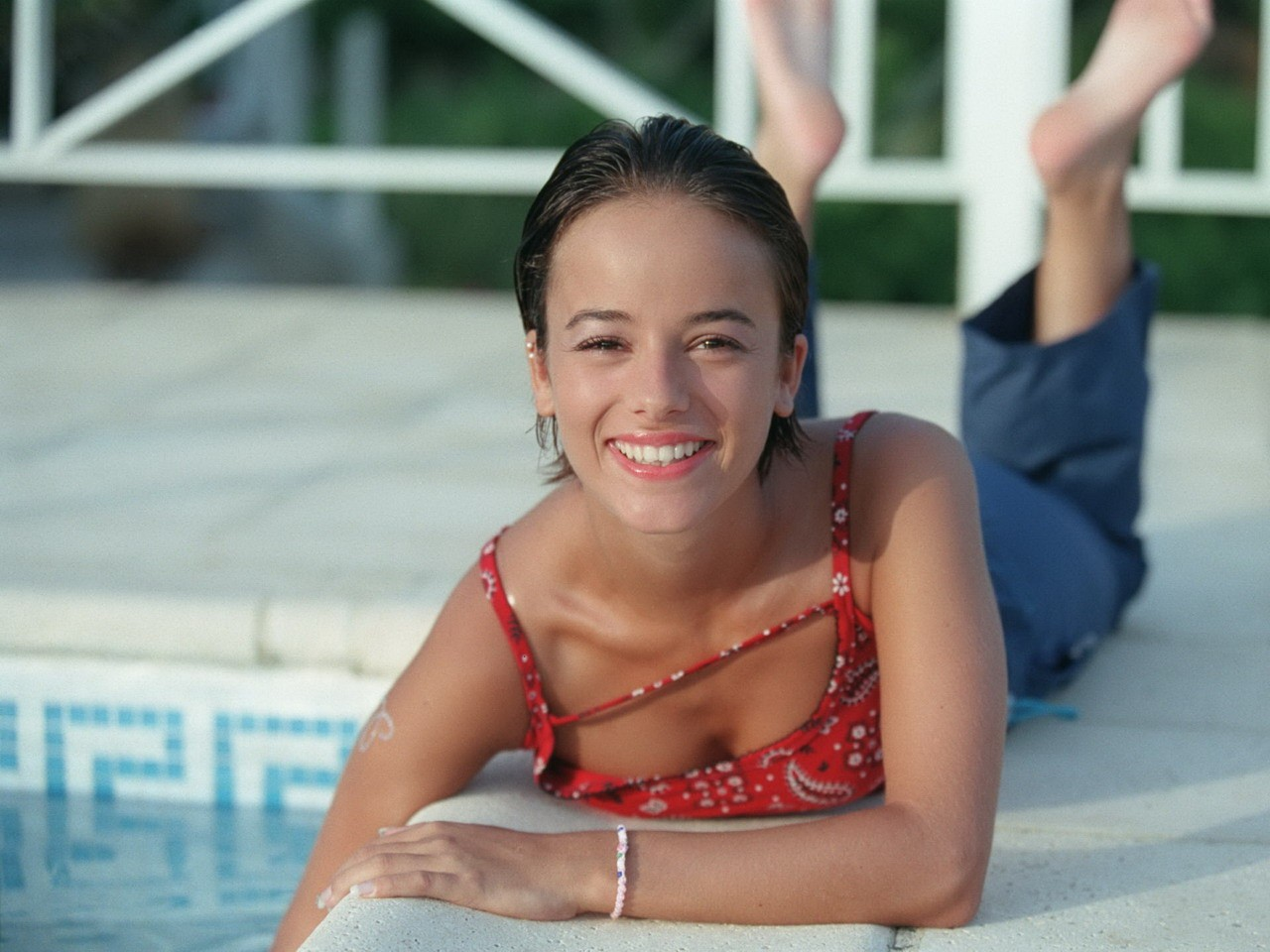 Hollywood Actress Alizee
