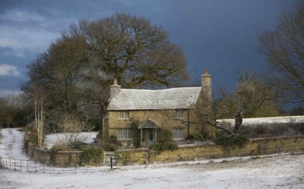Hydrangea Hill Cottage English Style