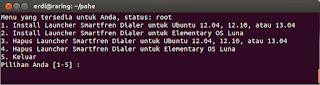Cara Mengkoneksikan Modem Smartfren di Linux Ubuntu