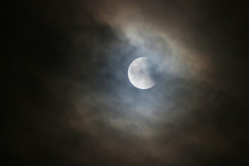 Moon Eclipse - September 2015
