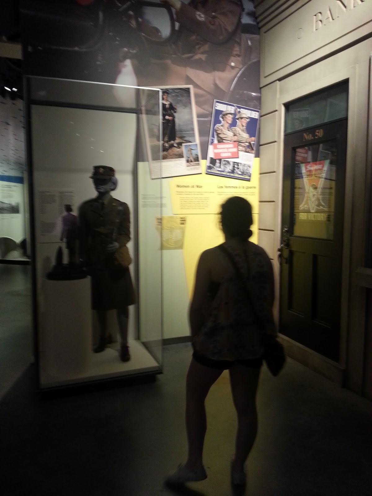 Strip hanging museum art
