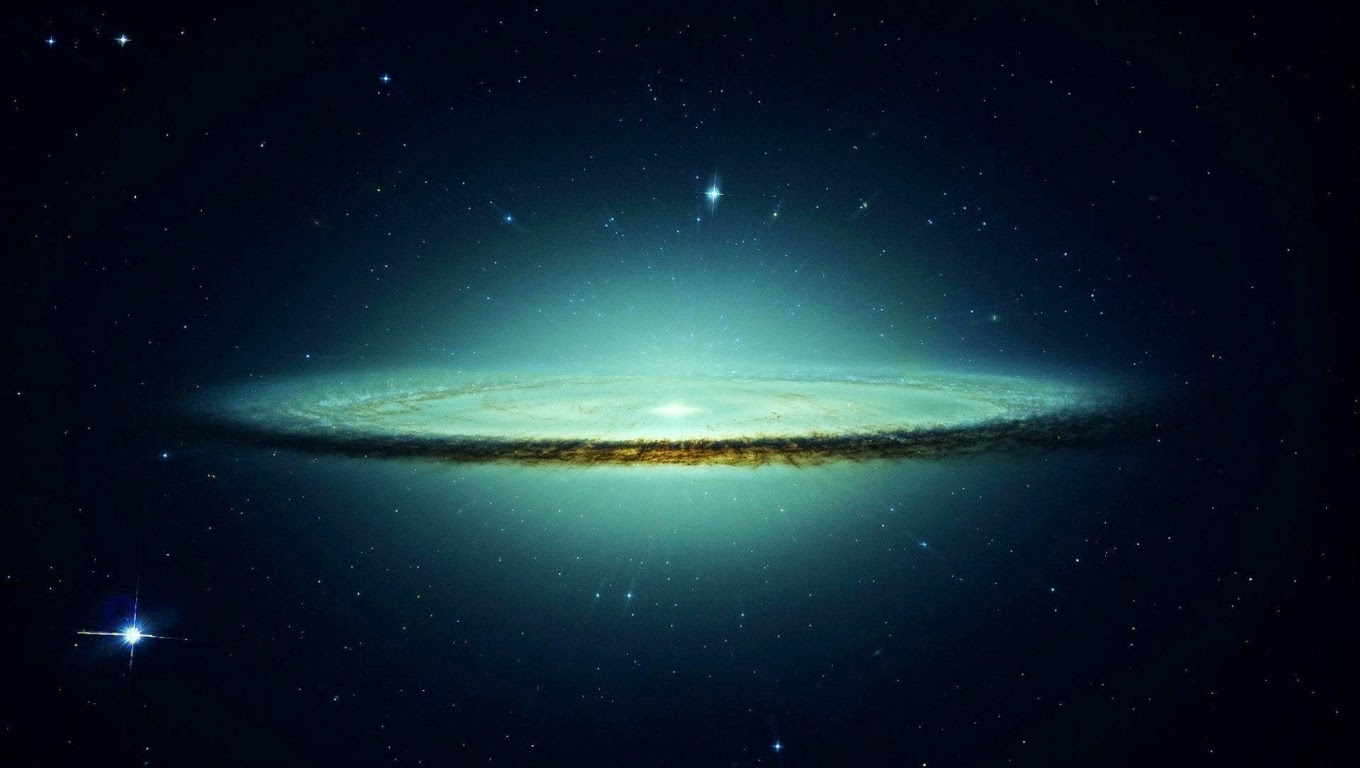 Galaxy wallpaper free download galaxy wallpaper 1360x768 for Wallpaper for