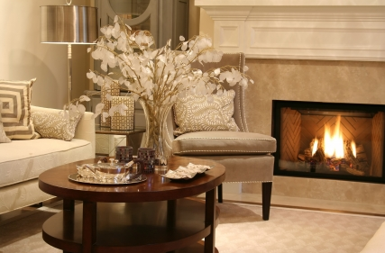 Empire Style Interior Design  | Quintessence