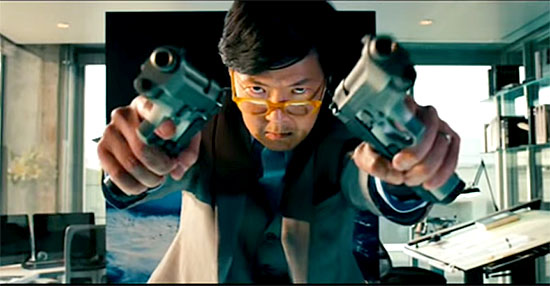 Ken Jeong - Transformers 3