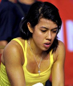 British Open: Nicol David