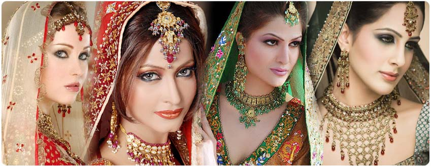 Pakistani And Indian Bridal Collections 2019