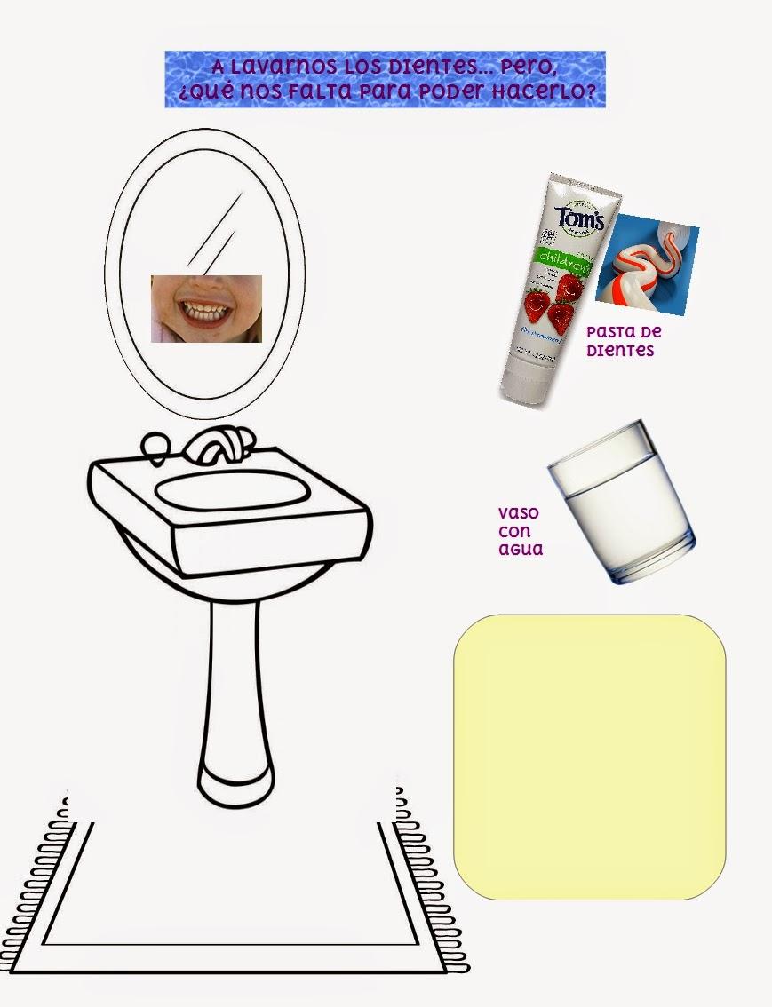 Infancia y Salud: La higiene personal en niños de 2 y 3 años