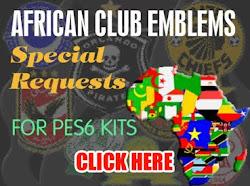African Club Emblems