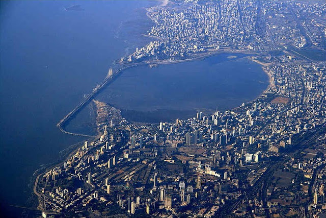Mahim Bay in Mumbai