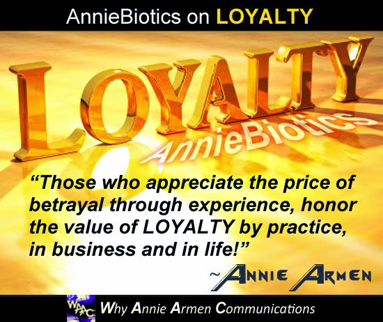 Client Relationship Building – Loyalty Level | Consult with Annie Armen at WhyAnnieArmen.com