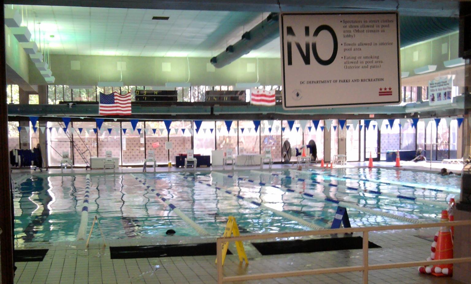 swim bike run life a new pool