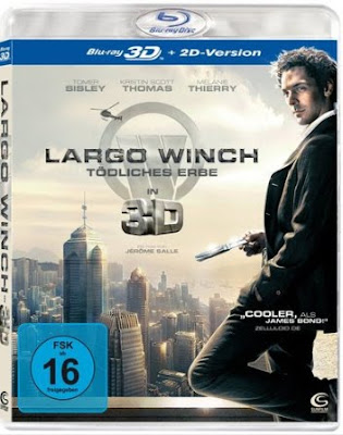 Largo Winch in 3D