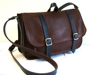 handmade satchel