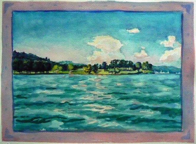 Otsego Lake  2011