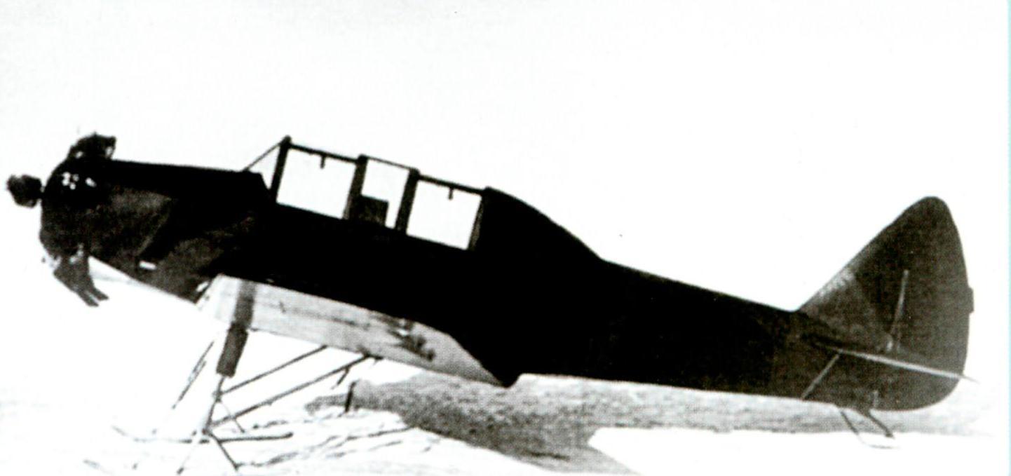 Прототип «Лимузина» УТ-2Л