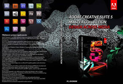 Free Download Adobe Master Collection CS5 Full Version