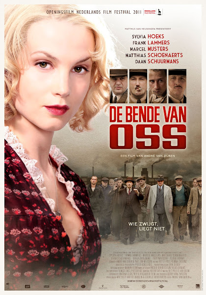 Filme Poster The Gang of Oss DVDRip XviD & RMVB Legendado