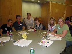 PEG Workshop with editor Annette Lyon