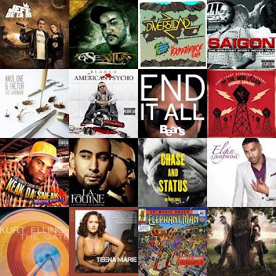 Novedades discográficas (Semana del 15 al 21 Feb. '11)