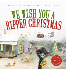 http://shop.scholastic.com.au/Product/8206177/We%20Wish%20You%20a%20Ripper%20Christmas%20(with%20CD)